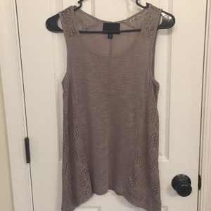 Cynthia Rowley sleeveless top